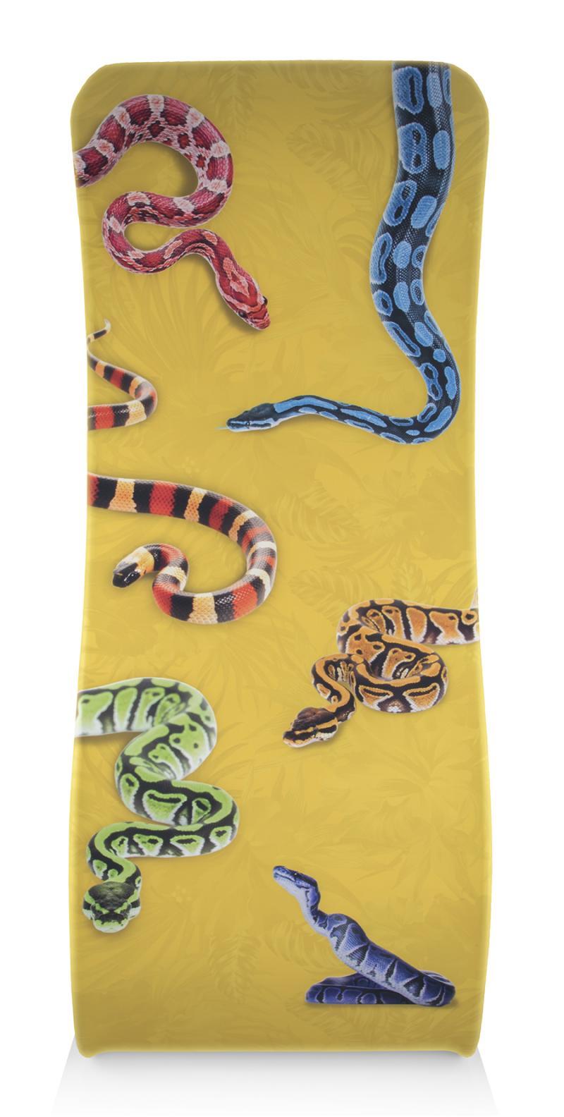 Messewand Zipper Snake