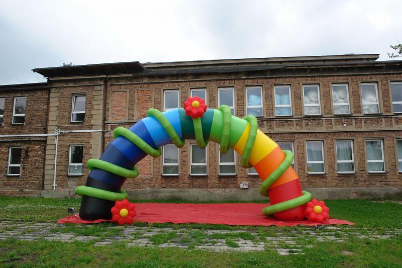 Inflatables - Aufblasbare Werbung