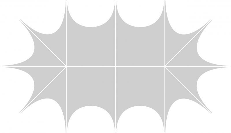 P+K Wände B1 Pr+Op 100% Druck Standardfarben
